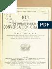 Ottoman Grammar Key