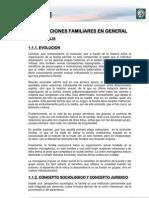 Lectura 1. Relaciones Familiares en General