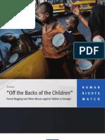 En 2010 Informecompletodehumanrightswatchsobrelostalibes 120115031631 Phpapp02