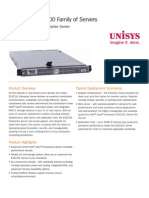 Spec Sheet - ES3215L Enterprise Server