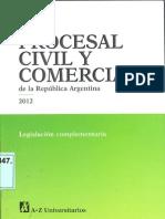 Capitulo 05 Codigo Procesal Civil
