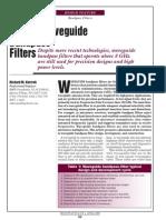 Design Waveguide Bandpass Filters