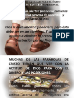 El Diezmo, La Clave Para El Exito Financiero Familiar y Personal