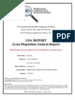 Mortgage Compliance Investigators - Loan Disposition Analysis (LDA)