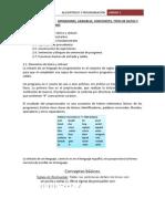 Apuntes-UNIDAD 2-Algoritmos y p