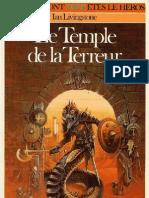 Defis Fantastiques 14 - Le Temple de La Terreur
