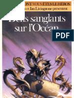 Defis Fantastiques 16 - Defis Sanglants sur l'Océan