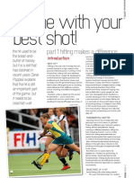 PUSH Hockey Magazine Hitting Article Part 1