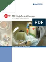 GRP Manholes Chambers