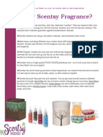 Why Scentsy Fragrance?