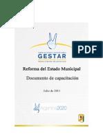 Reforma Del Estado Municipal