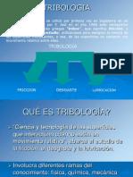 Clase tribología