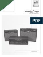Valveking Manual