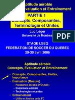 2006 Aptitude Aerobique