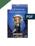 Defis Fantastiques 25 - La Forteresse Du Cauchemar