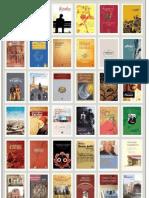 Pirtûkên Weşanên Kent Işiklari -Kent Işıkları Yayınlarının Kitapları