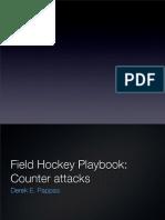 Field hockey Counter Attacks