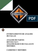 analisis de fallas mecánicas