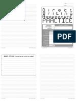 DWA Practice Blank