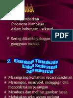 KECELARUAN SEKSUAL 1