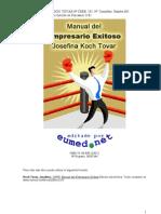 Estudio de Factibilidad - Manual del empresario exitoso.doc