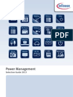 Infineon - Selection Guide - Power_Management - 2013