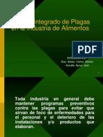 Manejo Integrado de Plagas en La Industria de Alimentos 2