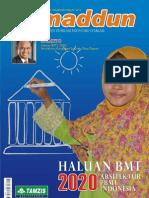 Majalah Tamaddun Edisi Jan-Feb 2013