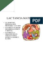 LAC TANCIA MATERNA.ppt