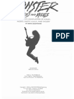 Guitar - Dave Celentano - Monster Scales and Modes