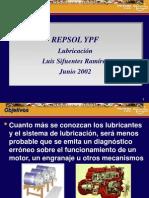 Curso Lubricacion Repsol Ypf