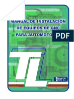 Manual Lovato Gnv
