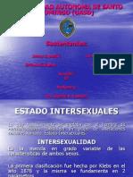 Estado Intersexuales