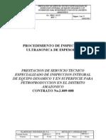 Procedimiento Ut-ppr 2.009-008 III