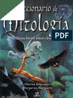 Diccionario de Mitología