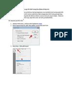Prosedur Agar File RAN Tuning Bisa Dibuka Di Map Info