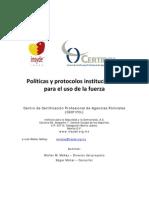 Politicas y Protocolos 27.08