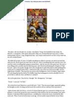 Shadowrun - Novel - 17 - House of the Sun