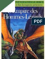 Defis Fantastiques 31 - L'Empire Des Hommes-Lezards