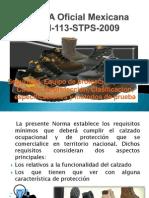 NORMA Oficial Mexicana Blanquita