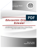 Manual de Educacion Cristiana Eclesial