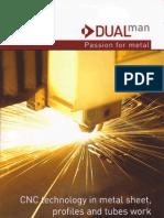 2006 DualMan CNC Technology