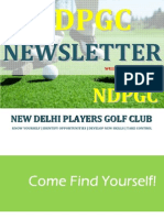 NDPGC Weekly Newsletter 23rd Feb 2013 Vol2