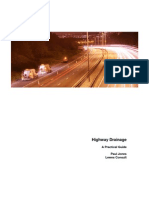 Highway Drainage - A Basic Guide