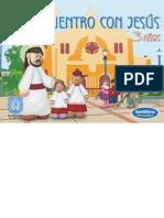 Mi encuentro con Jesús -  3 años