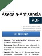 Asepsia-Antisepsia