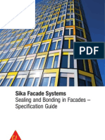 Facade Systems Specification Guide 2012