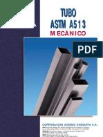 Tubo Astm a513