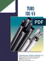 TUBO ISO 65