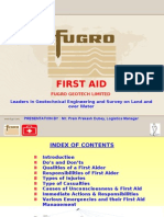 First Aid by Prem Prakash Dubey